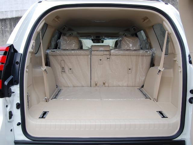 トヨタ ランドクルーザープラド TX Lパッケージ