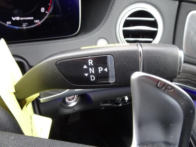 メルセデスAMG メルセデスAMG S63 ロング 純正ドライブレコーダー付