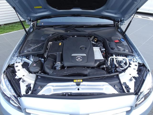C200 ステーションワゴン スポーツ本革仕様 レーダーセーフティパッケージ 純正ドライブレコーダー(17枚目)