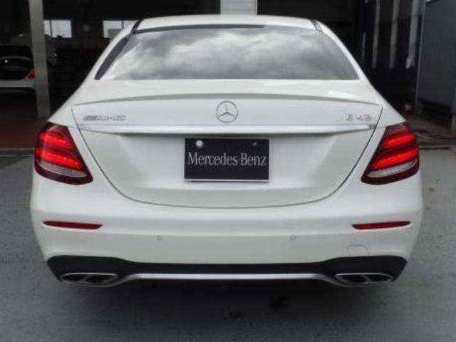 Mercedes-AMG E 43 4MATIC(4枚目)