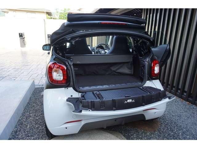smart cabrio BRABUS Sports(4枚目)