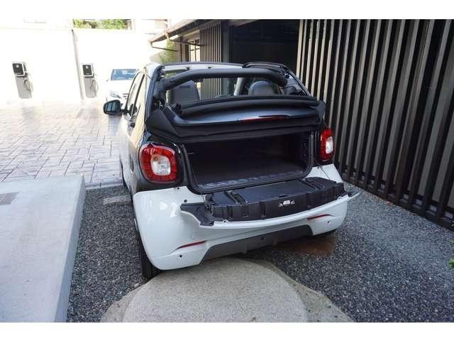 smart cabrio BRABUS Sports(5枚目)