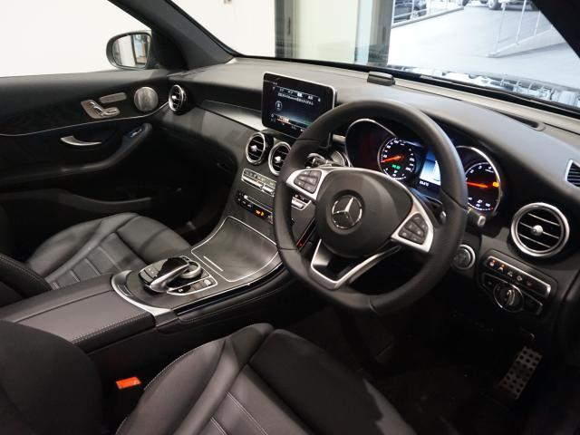 GLC 250 4MATIC Sports (Leather)(10枚目)