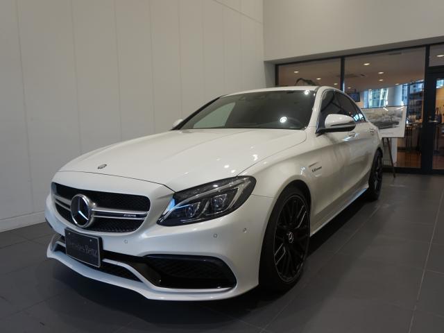 Mercedes-AMG C 63 S(3枚目)