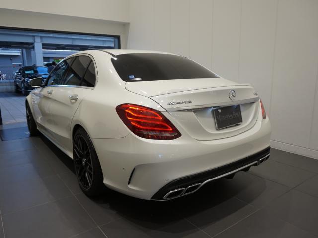 Mercedes-AMG C 63 S(5枚目)