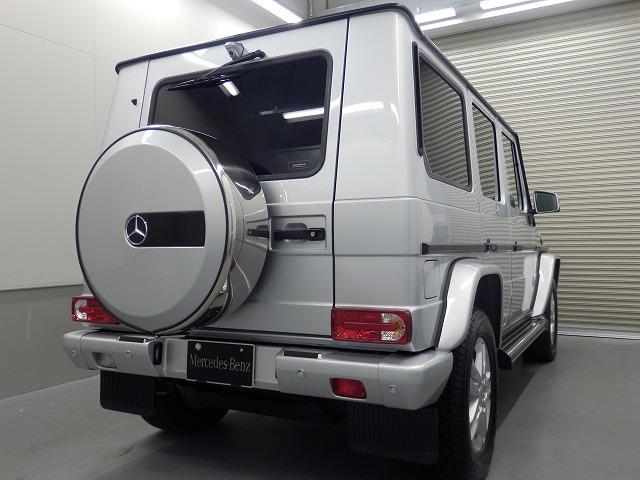 G350d・ラグジュアリーP・MB認定中古車・買取車両(15枚目)