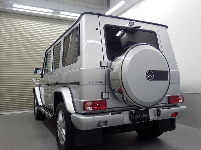 G350d・ラグジュアリーP・MB認定中古車・買取車両(16枚目)