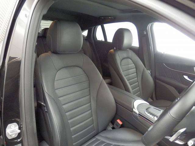 GLC220d 4マチック クーペ AMGライン レザーエクスクルーシブパッケージ・スライディングルーフ・MBUX・ヘッドアップディスプレイ・12.3インチコクピットディスプレイ・本革レザーシート・フロントパワーシート・シートベンチレーター(前席)(24枚目)