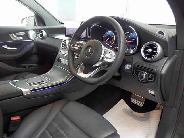 GLC220d 4マチック クーペ AMGライン レザーエクスクルーシブパッケージ・スライディングルーフ・MBUX・ヘッドアップディスプレイ・12.3インチコクピットディスプレイ・本革レザーシート・フロントパワーシート・シートベンチレーター(前席)(37枚目)
