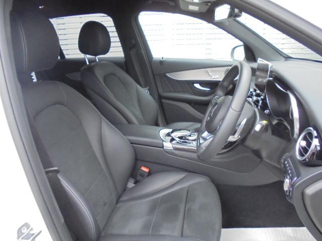 GLC220d 4マチックスポーツ HDDナビ 認定中古車(8枚目)