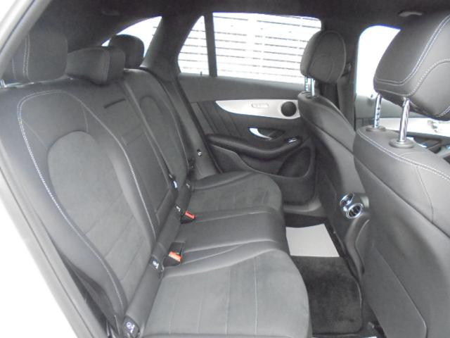 GLC220d 4マチックスポーツ HDDナビ 認定中古車(13枚目)