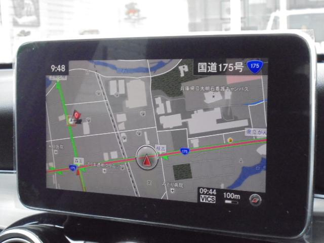 GLC220d 4マチックスポーツ HDDナビ 認定中古車(14枚目)