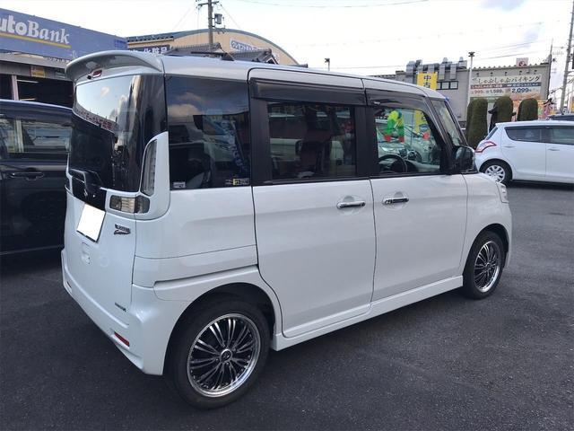 「スズキ」「スペーシアカスタム」「コンパクトカー」「京都府」の中古車4