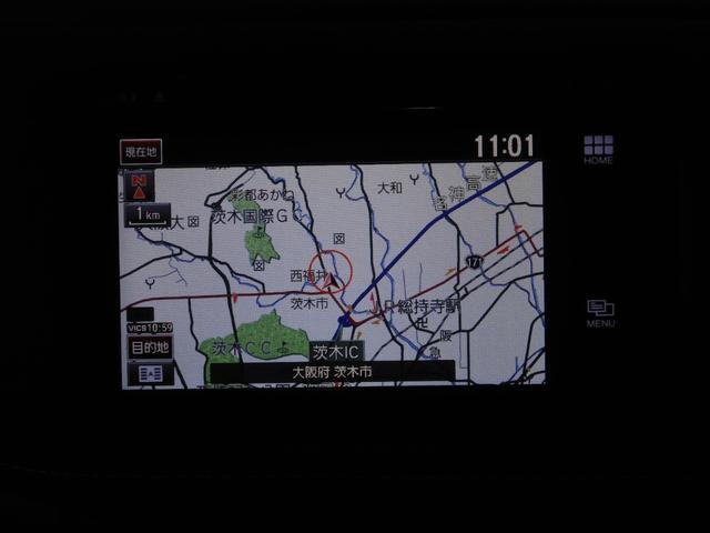 ハイブリッドRS・ホンダセンシング メモリーナビ ETC フルセグ リアカメラ(3枚目)