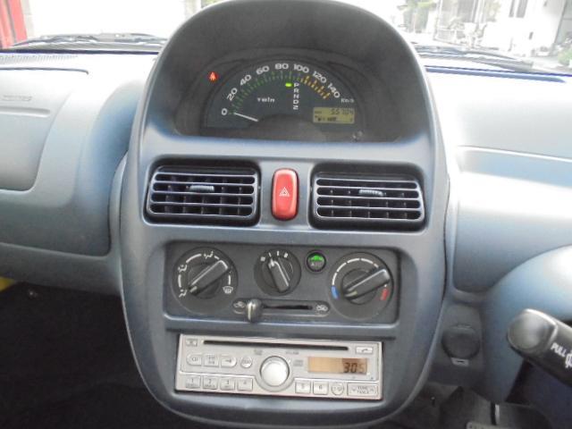 スズキ ツイン ガソリンB キーレス 集中ドアロック CD ABS