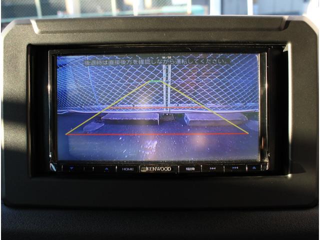 JC スズキセーフティサポート 3センチアップコイル ホワイトレタータイヤ215/75/15 フルセグSDナビ バックカメラ(11枚目)