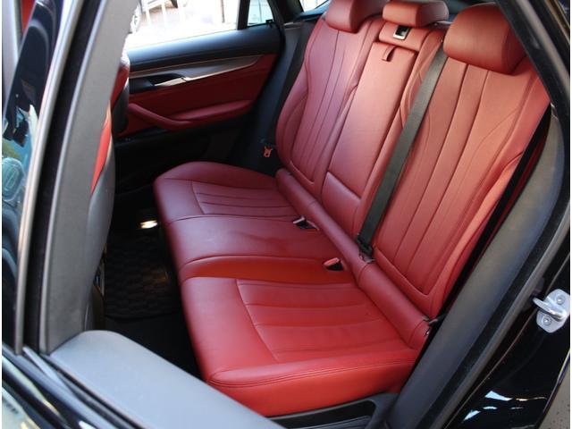 xDrive 35i Mスポーツ 法人ワンオーナー 赤革シート サンルーフ インテリジェントセフティ 前後ドライブレコーダー 全席シートヒーター 360度カメラ 純正20インチアルミホイール(11枚目)