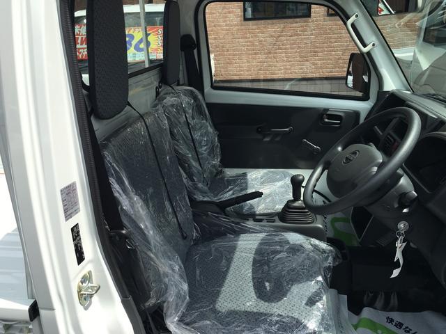 日産 NT100クリッパートラック DX 4WD MT 未使用車 エアコン パワステ 3方開