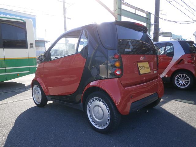 スマート スマート K 軽自動車 ターボ セミオートマ D車 右H キーレス