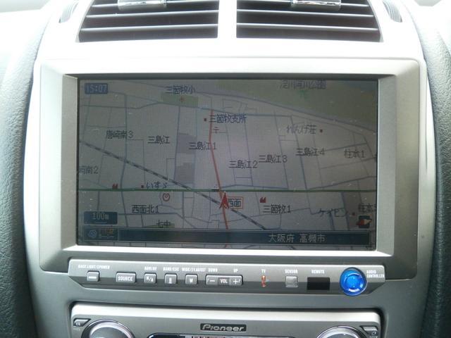 プジョー プジョー 407 SV3.0 黒革 HDDナビ ETC キセノン キーレス