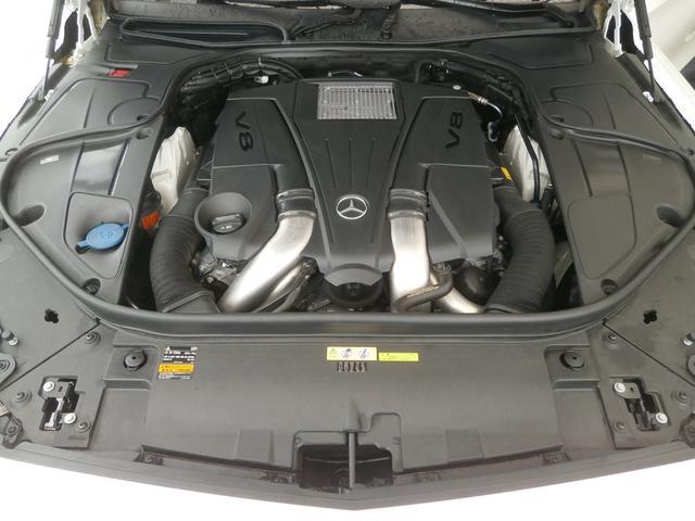 メルセデス・ベンツ M・ベンツ S550 4M クーペ AMGライン  レザーEXC