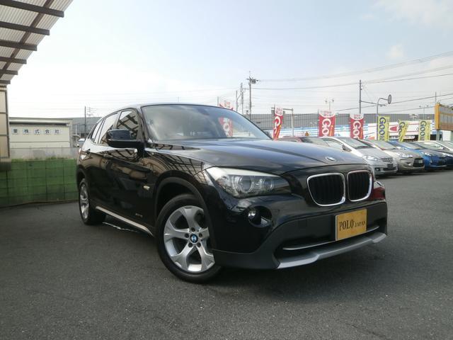 BMW BMW X1 sDrive 18i Xライン HDDナビ DTV ETC