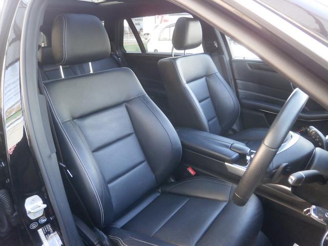 メルセデス・ベンツ M・ベンツ E250 ワゴン AV AMGスポーツP 黒革 サンルーフ