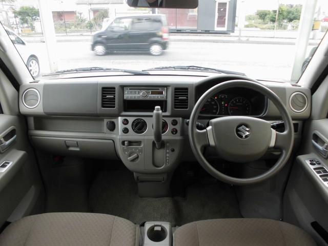 4WD 福祉車両 車いす移動車 リアシート付 シートヒーター(9枚目)