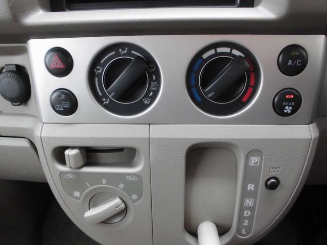 4WD 福祉車両 車いす移動車 リアシート付 シートヒーター(11枚目)