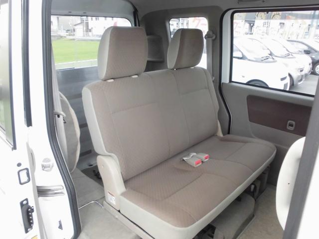 4WD 福祉車両 車いす移動車 リアシート付 シートヒーター(16枚目)