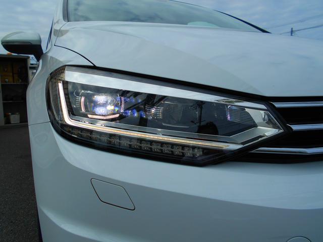 TSI ハイライン パノラマサンルーフ LEDヘッドライト シートヒーター ACC レーンキープアシスト 衝突軽減ブレーキ ディスカバープロナビ DTV ETC Bカメラ(23枚目)