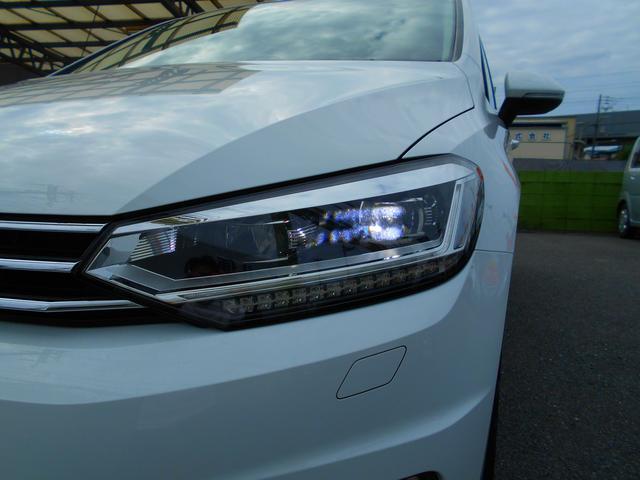 TSI ハイライン パノラマサンルーフ LEDヘッドライト シートヒーター ACC レーンキープアシスト 衝突軽減ブレーキ ディスカバープロナビ DTV ETC Bカメラ(25枚目)