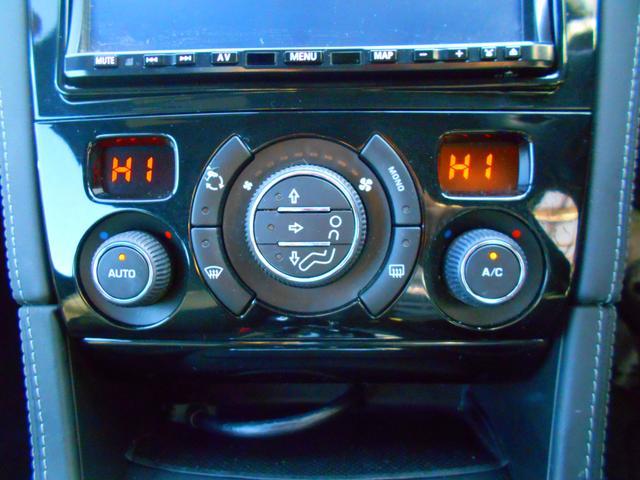ベースグレード クリアランスソナー 社外2DINHDDナビ DTV ETC ドライブレコーダー GPSレーダー 黒革電動シート シートヒーター 取説 保証書 スペアキー(12枚目)