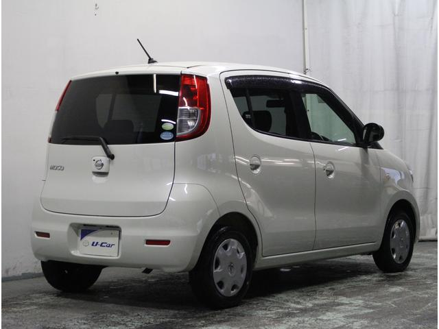 日産 モコ E ショコラティエセレクション ワンオーナー車