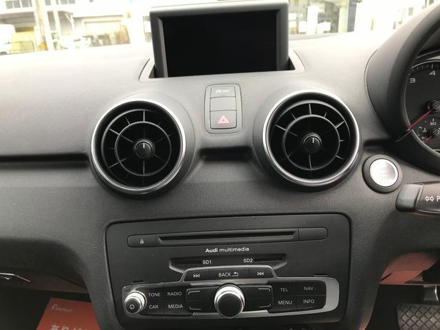 「アウディ」「アウディ A1スポーツバック」「コンパクトカー」「奈良県」の中古車24