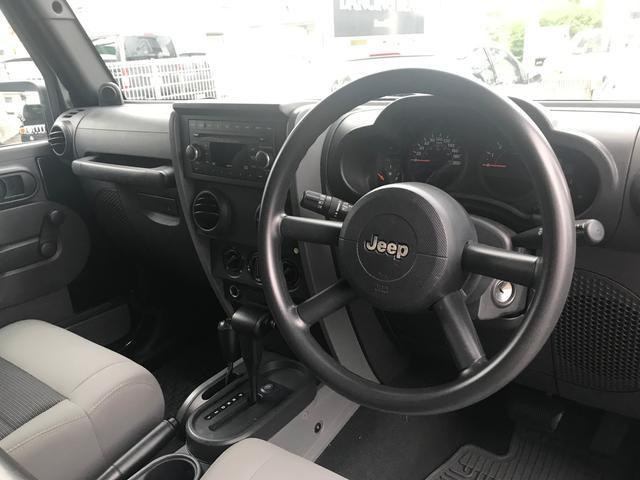 「その他」「クライスラージープ ラングラー」「SUV・クロカン」「奈良県」の中古車18
