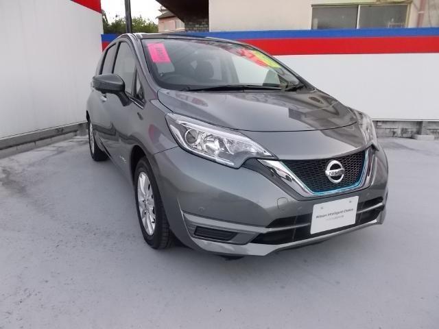 「日産」「ノート」「コンパクトカー」「和歌山県」の中古車5
