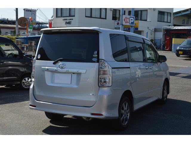 「トヨタ」「ヴォクシー」「ミニバン・ワンボックス」「奈良県」の中古車2