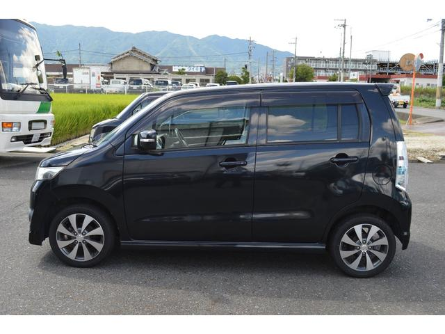 「スズキ」「ワゴンRスティングレー」「コンパクトカー」「奈良県」の中古車8
