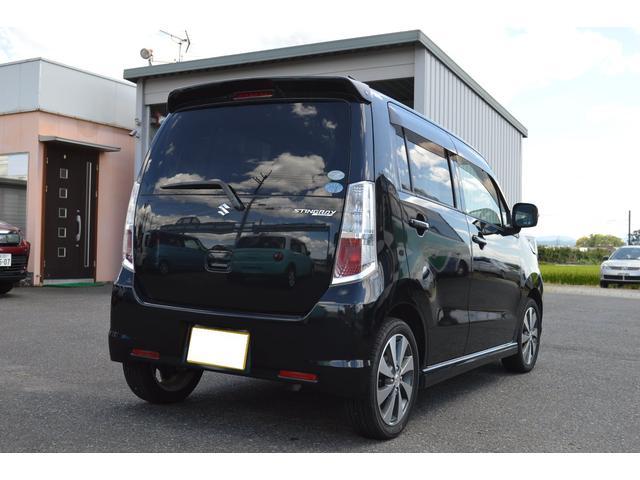 「スズキ」「ワゴンRスティングレー」「コンパクトカー」「奈良県」の中古車11
