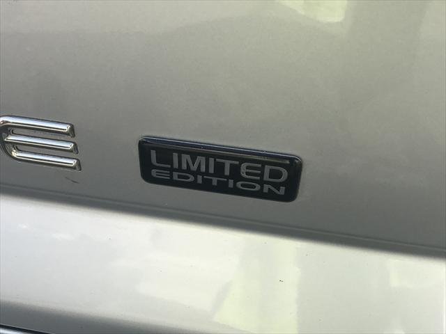 リミテッド車です!