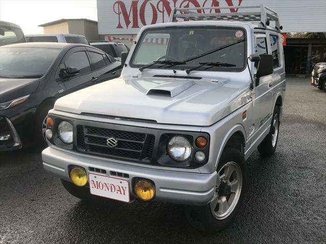 「スズキ」「ジムニー」「コンパクトカー」「大阪府」の中古車2