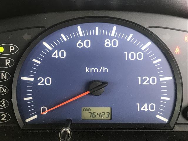 走行7万キロ台半ば、メンテすればまだまだ乗れます。