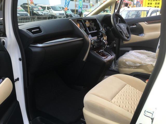 トヨタ ヴェルファイア 2.5X サイドリフトアップ