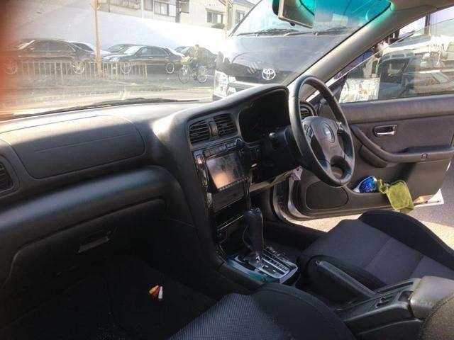 スバル レガシィツーリングワゴン GT-B E-tuneII 4WD ターボ ETC AW