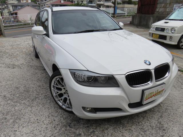 BMW BMW 320iツーリング 後期モデル 18アルミ 2年長期無料保証
