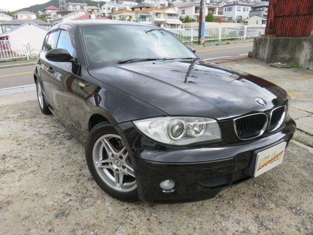 BMW BMW 118i サンルーフ HID ETC 2年長期無料保証付