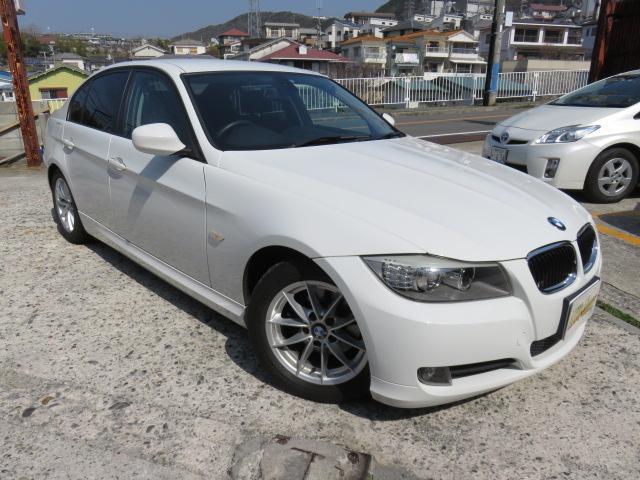 BMW BMW 320i 純正ナビTV バックカメラ 2年長期無料保証付