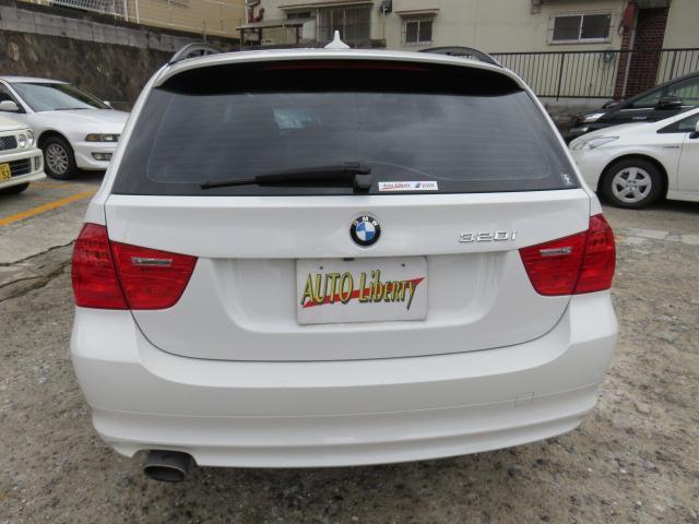 BMW BMW 320iツーリング ナビTV バックカメラ 2年長期無料保証