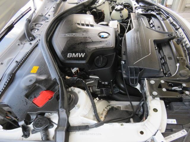 自社整備工場にて納車前の法定24か月点検も行いますを行います。さらにBMW専用テスターによる診断を行い詳しくチェックし、エンジンオイル・オイルエレメント・ブレーキオイルは必ず交換します。